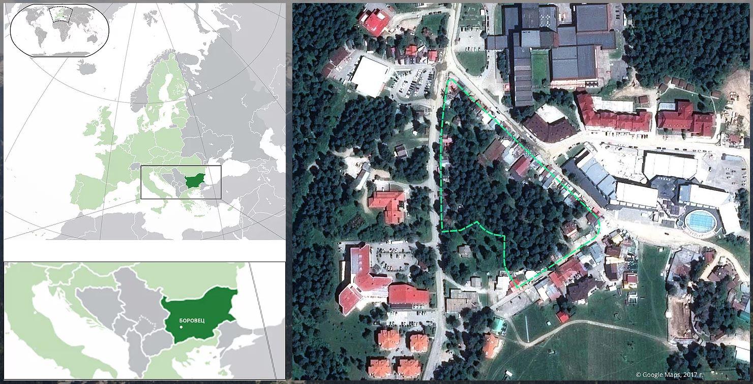 Международен архитектурен конкурс за нов център на Боровец