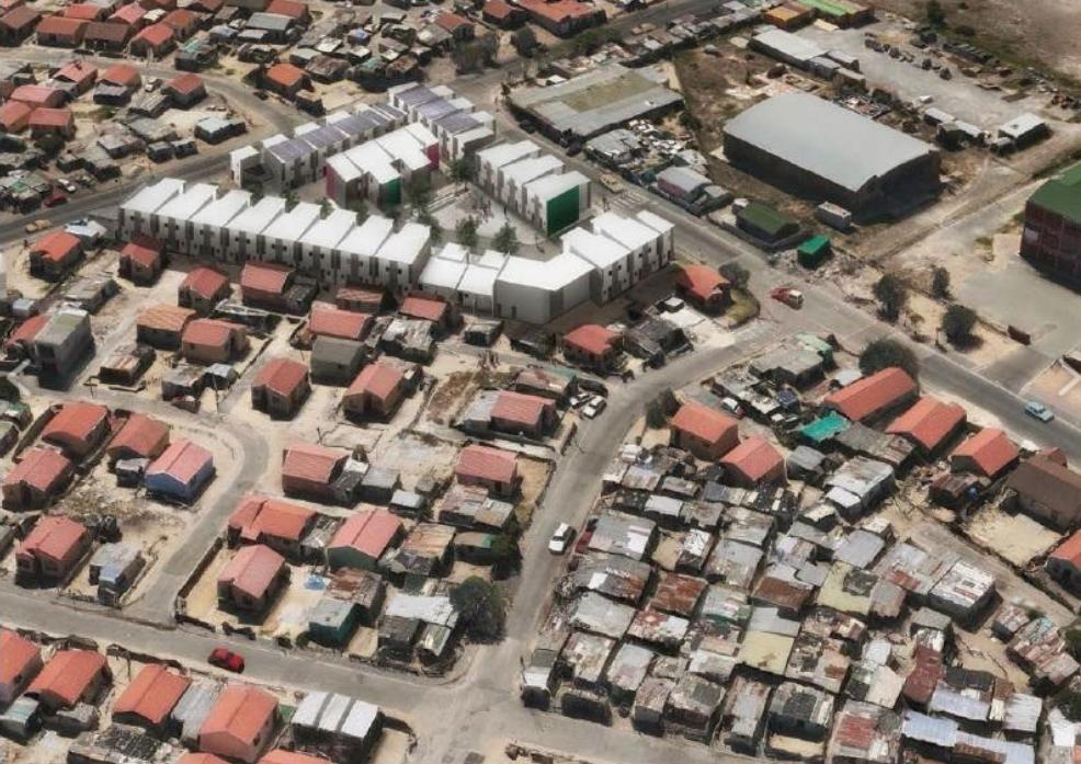 Добри практики за устойчиво развитие на градовете: Кайелитша, Кейп Таун, ЮАР